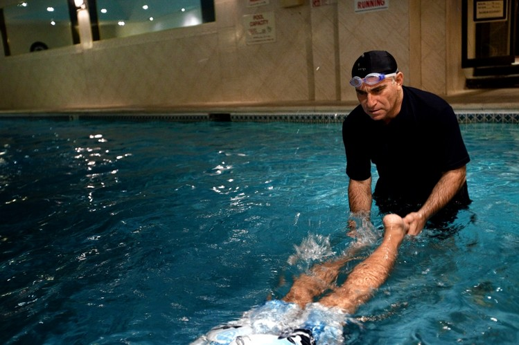 Private Swimming Lessons Beginner To Advance In House