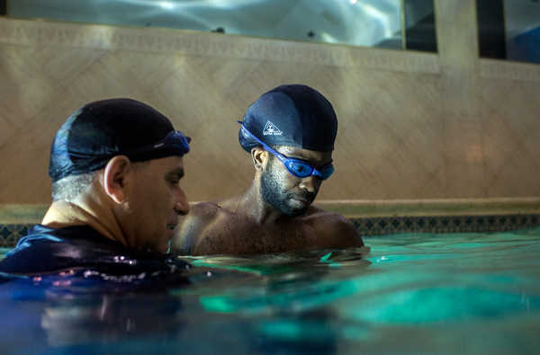 Adult Swimming Classes in New York City